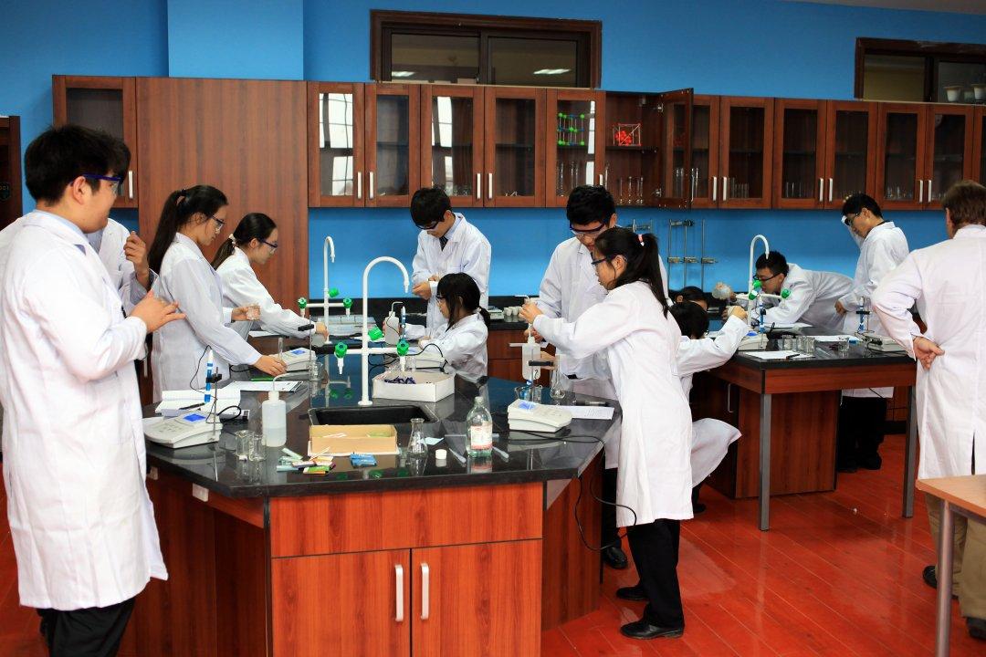 Current vacancies at Malvern College Qingdao, China